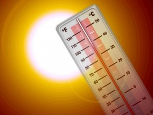 Hot weather and email marketing