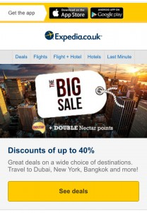 Expedia Mobile