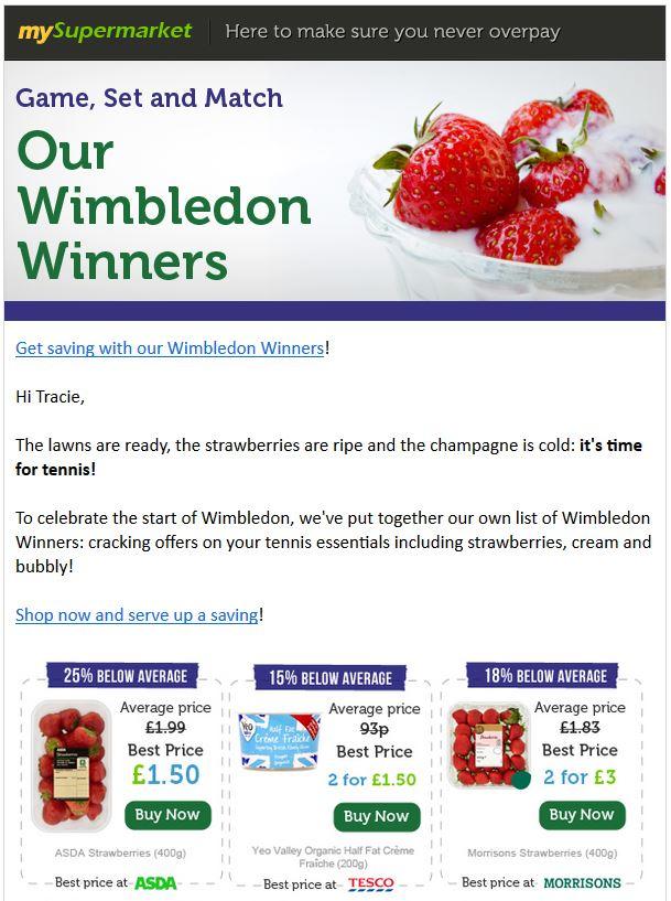 MySupermarket Wimbledon