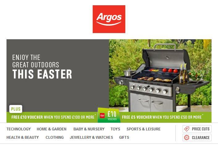 Argos BBQ