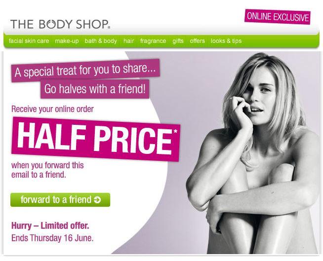 Body Shop Forward