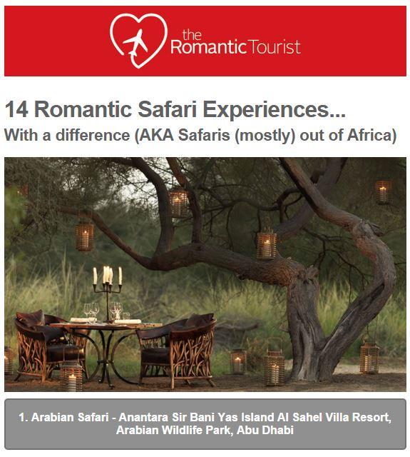 Romantic Tourist 1