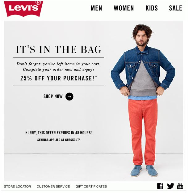 Levi's Cart