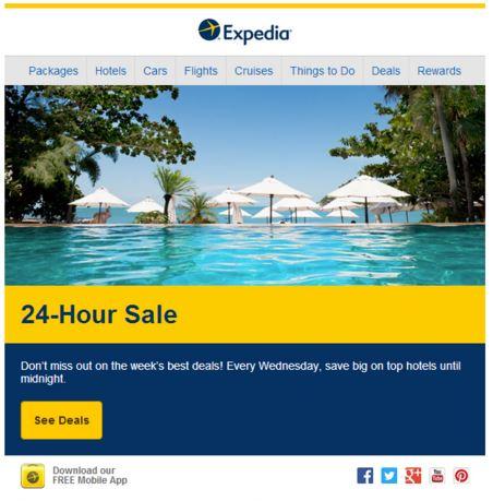 Expedia Desktop