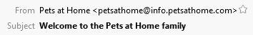 Pets Subject