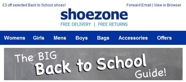 Shoe Zone 1