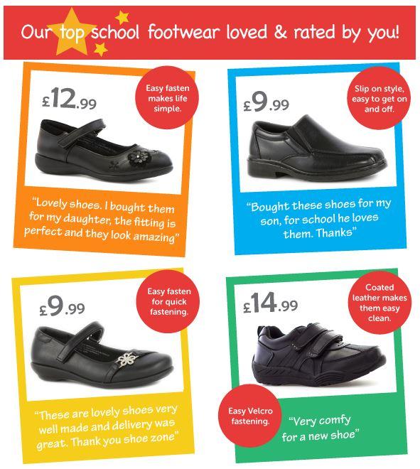 Shoe Zone 2