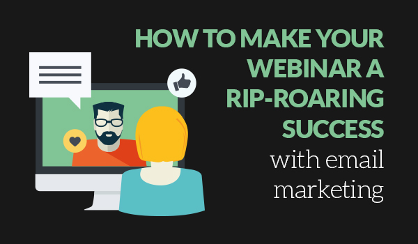 Successful Webinar with Email Marketing
