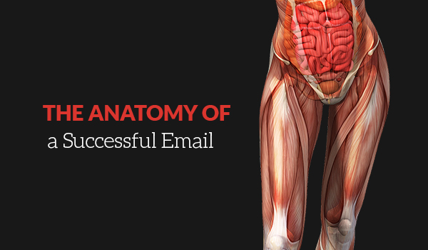 Anatomy of a successful email