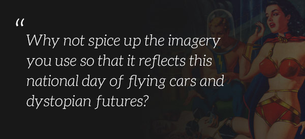 Flying Cars and Dystopian Futures