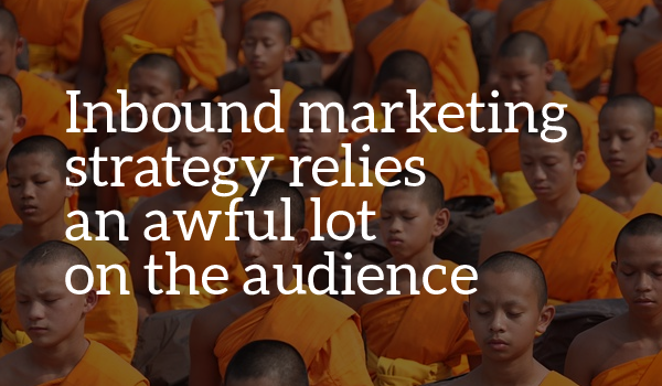 Inbound Marketing Strategy Audience